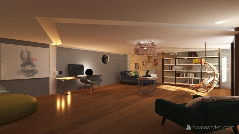 homehouse.2.0 Interior Design Render