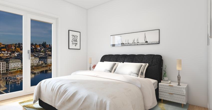 Bresso_Mini appartamenti. Interior Design Render