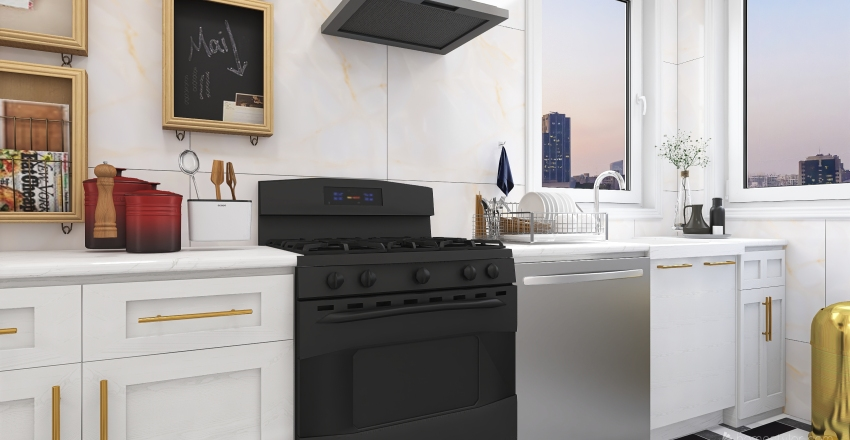 v2_t1comfy Interior Design Render