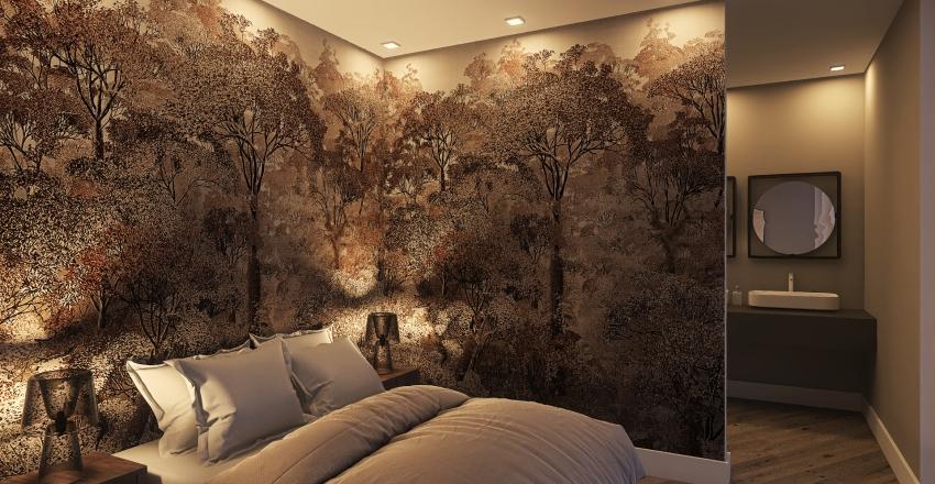Minimalist loft ''New version'' Interior Design Render