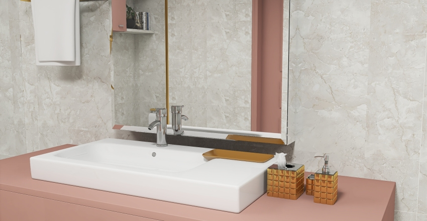 BAÑO Interior Design Render