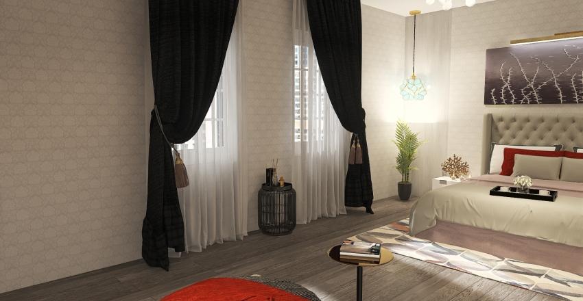 amal Interior Design Render