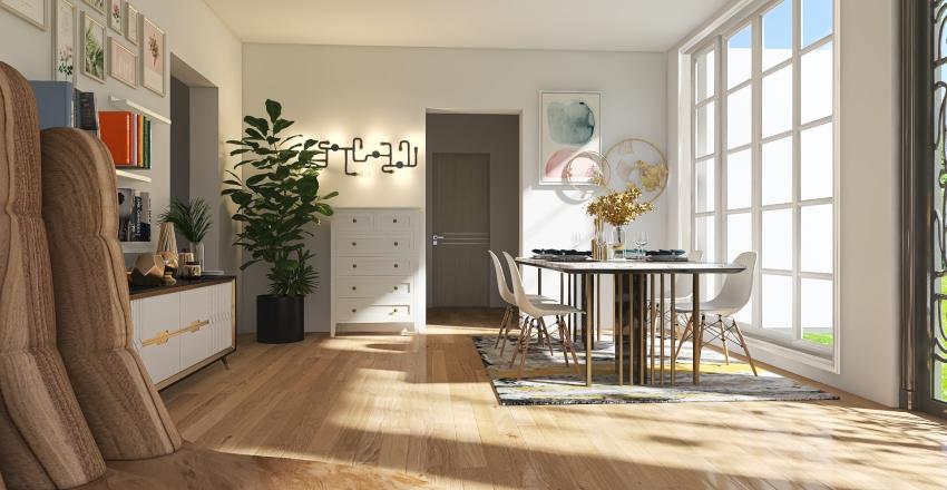 Farm house #HSDA2020Residential Interior Design Render