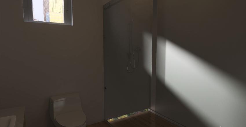 a pequena casa Interior Design Render
