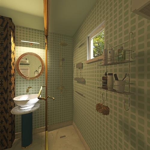 Bathroom for Annet 2  Interior Design Render