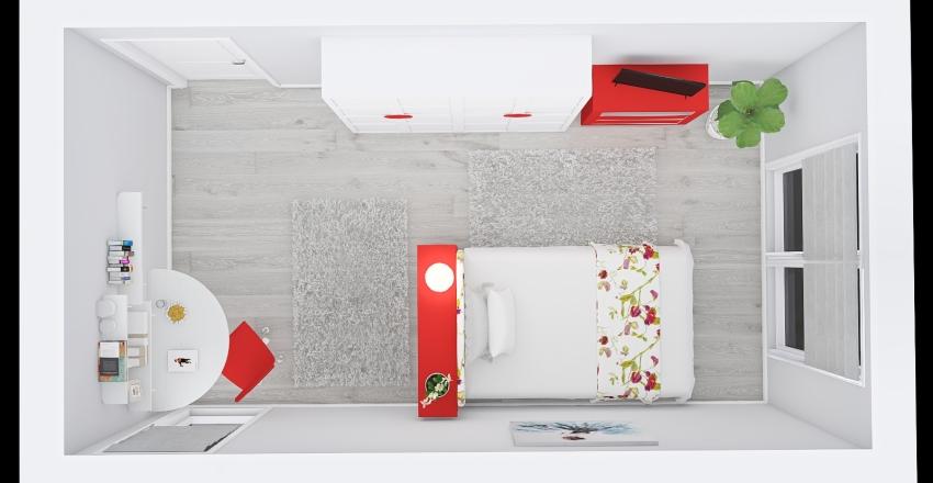 SONIA Interior Design Render