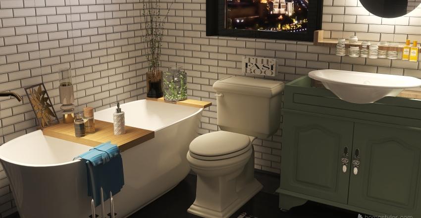 madi home Interior Design Render