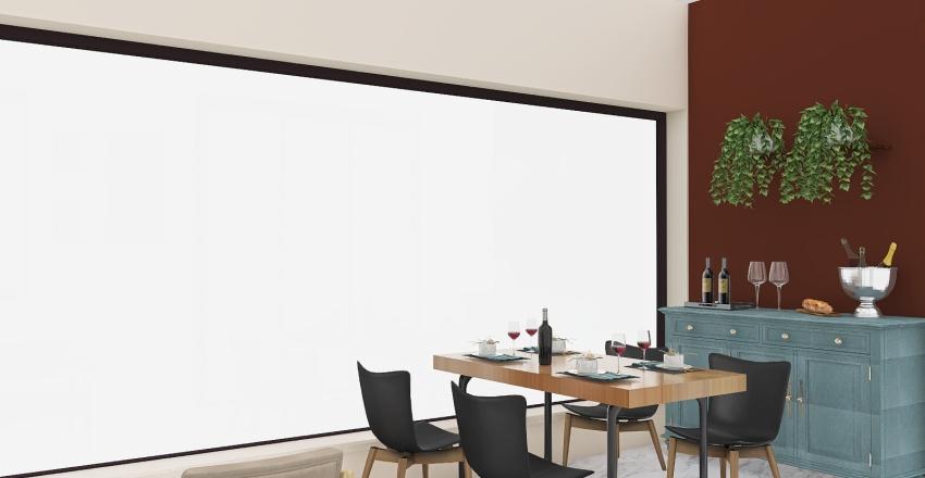 varanda ideal Interior Design Render