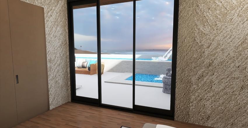 019| residence in Tuscany Interior Design Render