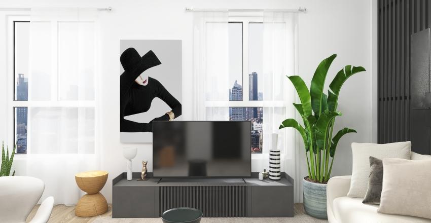 Cambuí Interior Design Render