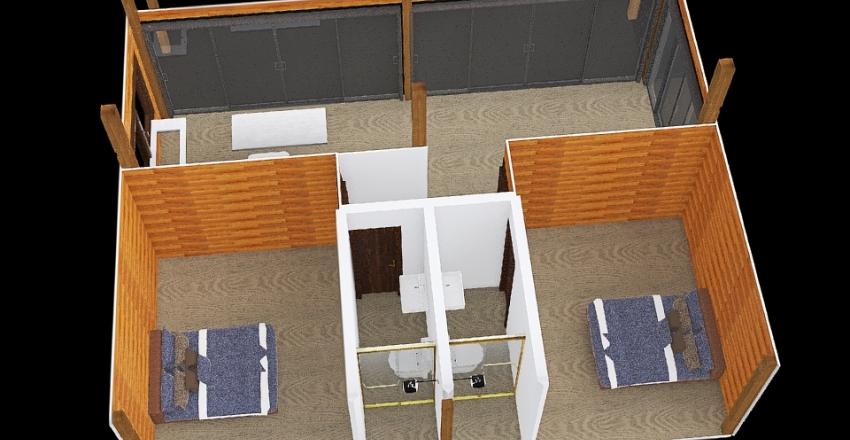 v2_chacara 2 Interior Design Render