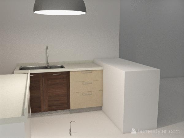 Carol e Alessandro - 1° Opção Interior Design Render