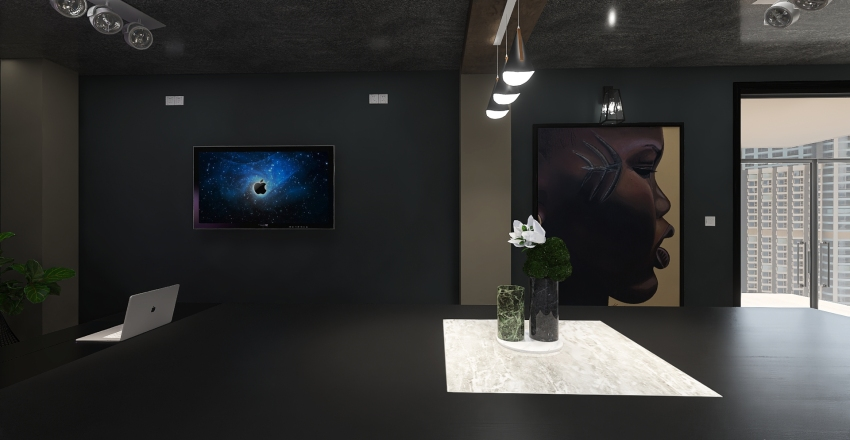 Davion Project Interior Design Render