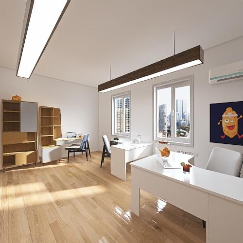 база Interior Design Render