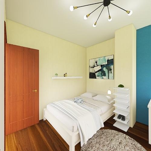 Copy of Veronika Room2 Interior Design Render