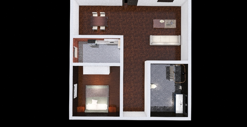 AmilElijah Interior Design Render