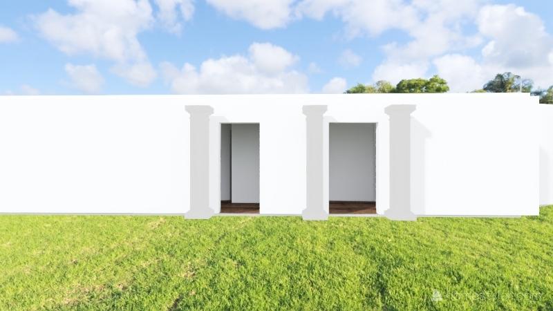 RomanBath Interior Design Render