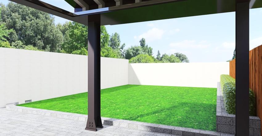 GARDEN-GAZEBO Interior Design Render