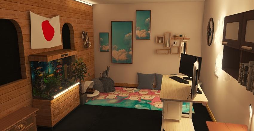 Studio Mastu Interior Design Render
