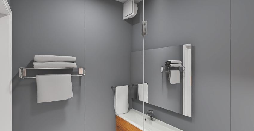 Ванна кімната Interior Design Render