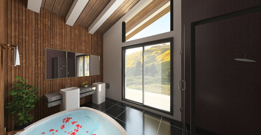 duyhouse Interior Design Render