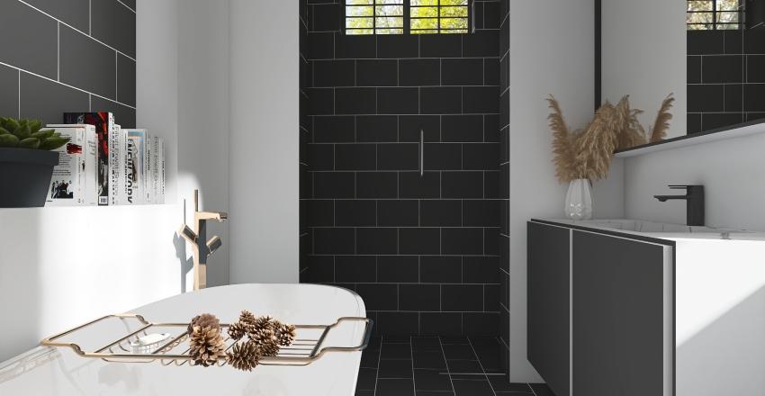 #HSDA2020Residential - Forest Relaxation Interior Design Render
