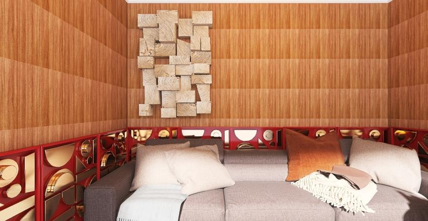 #HSDA2020Residential - Family Study in Oslo, Norway Interior Design Render