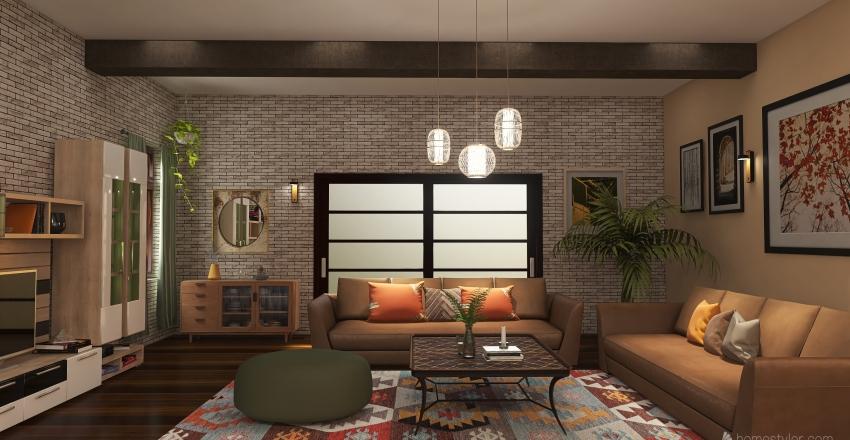 open space v2 Interior Design Render