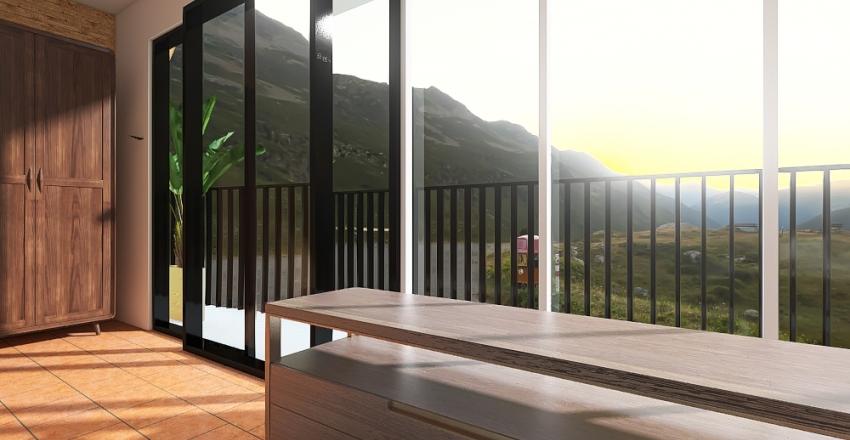 chọng Interior Design Render