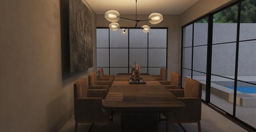 tiing Interior Design Render