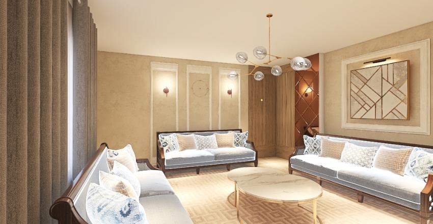 Rana Interior Design Render
