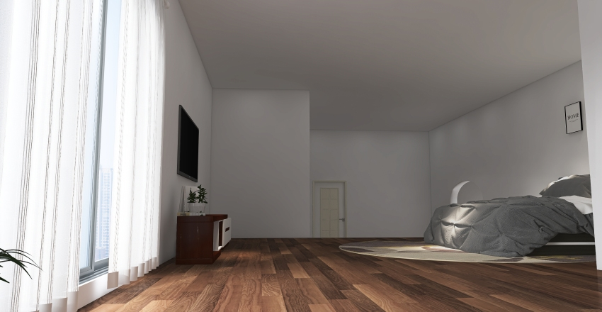 IIHouse Interior Design Render