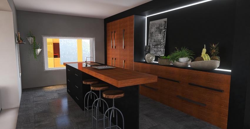 geotransparent1 Interior Design Render