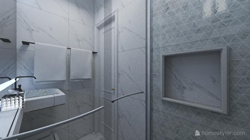 Copy of Banheiro Social Ape da Sandra Interior Design Render