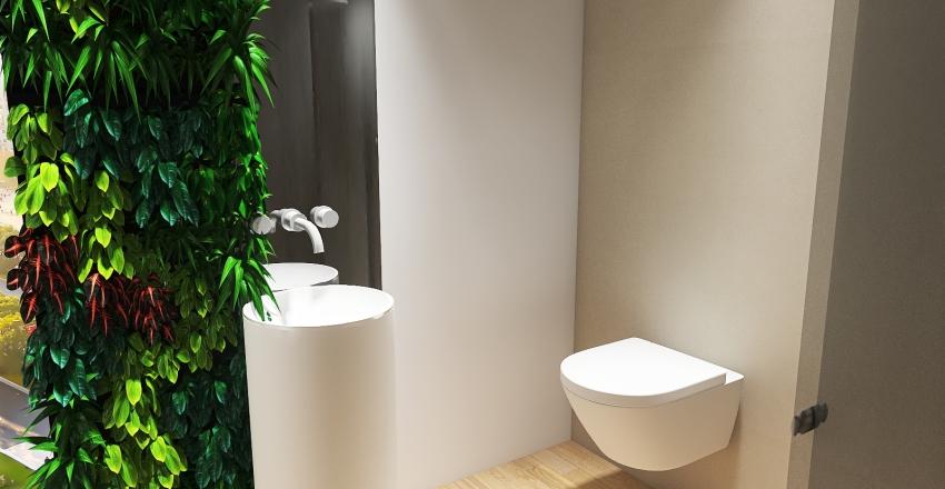 casa G.  Interior Design Render