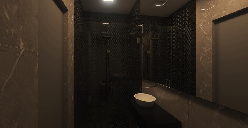 drewno Interior Design Render