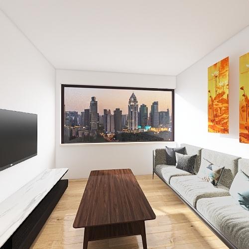 proyecto diseño de mi casa Interior Design Render