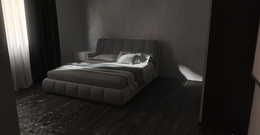 дім Interior Design Render