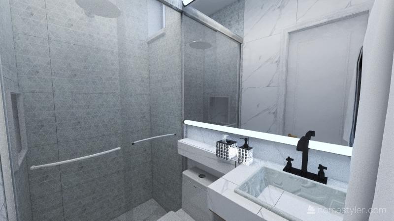 Layout Integra Interior Design Render