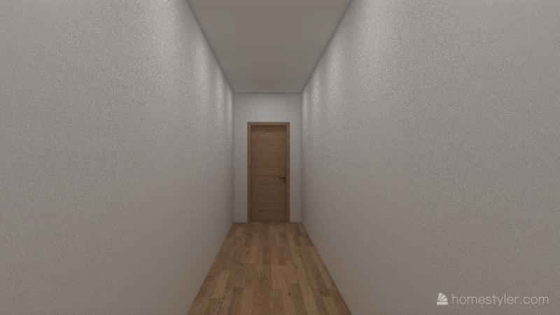 casa de carla gonzález del campo Interior Design Render