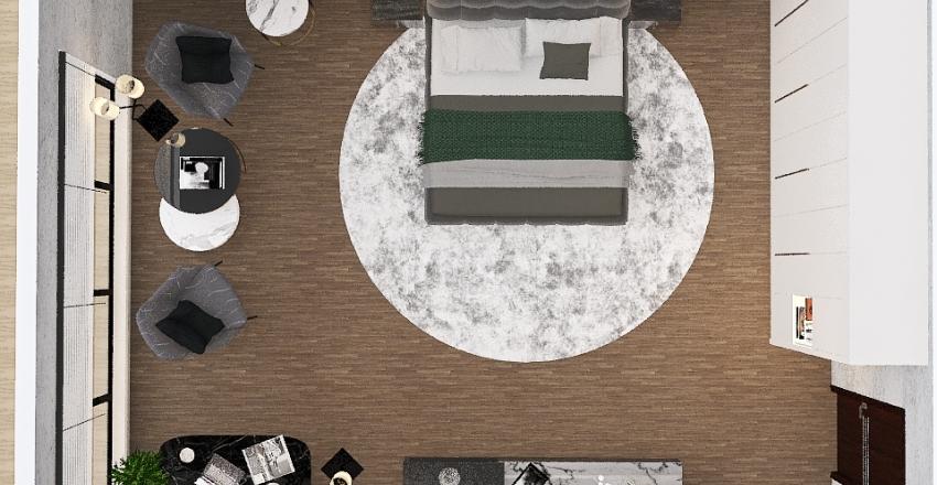 v2_Interiores Interior Design Render