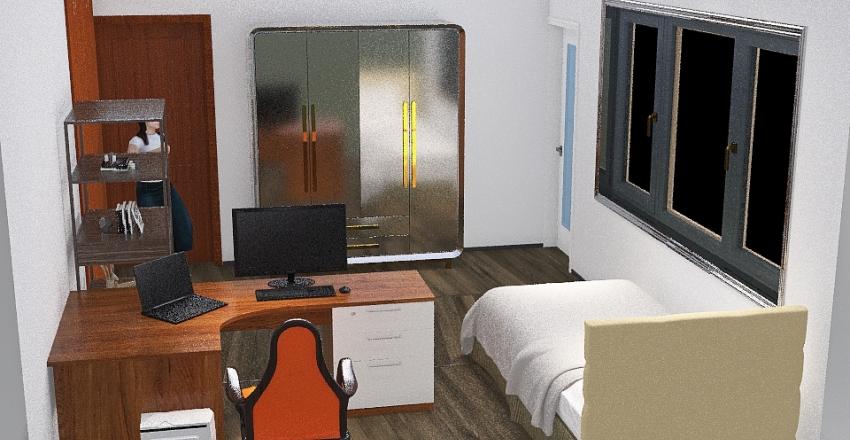 mustafa oda Interior Design Render