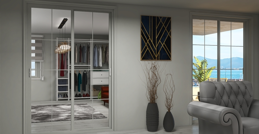 APARTAMENTO Interior Design Render