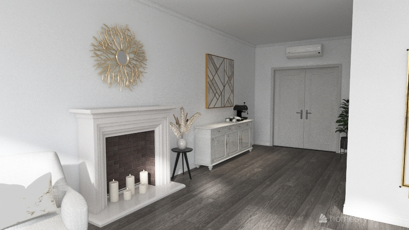 Design Test Interior Design Render