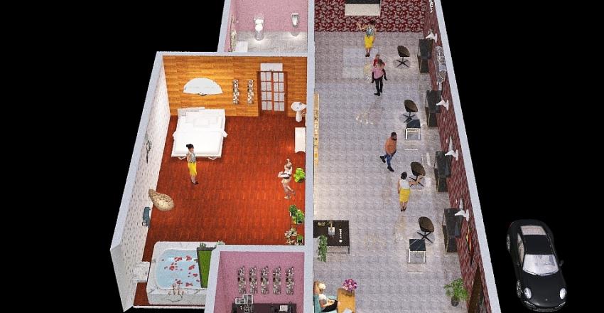 Estetica Interior Design Render