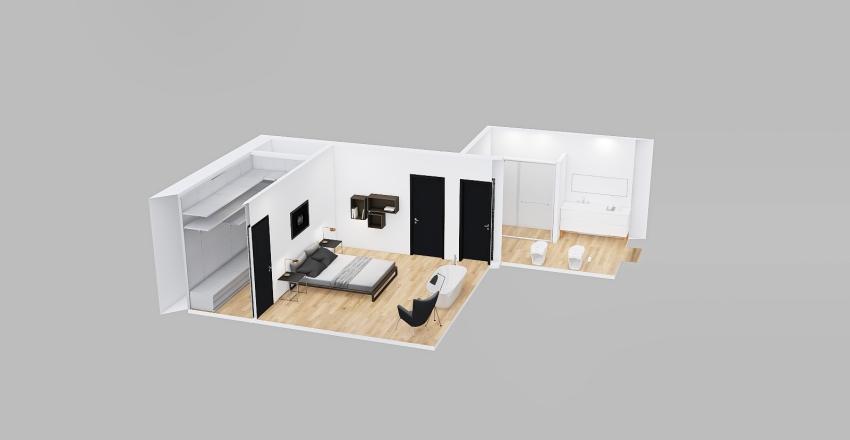 MAURO P1 Interior Design Render