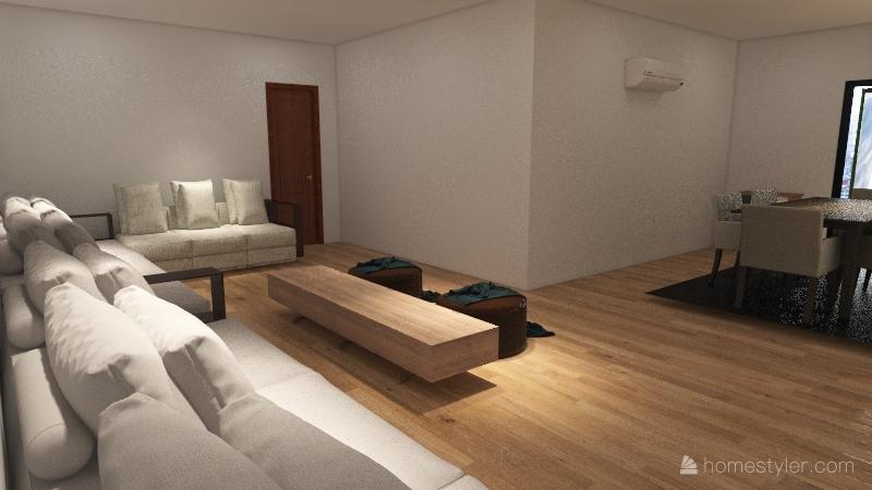 CASA NAYARA Interior Design Render