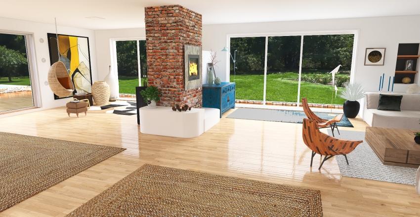 blanc1 Interior Design Render