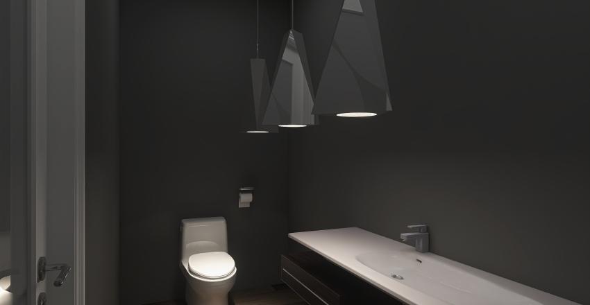 weird Interior Design Render