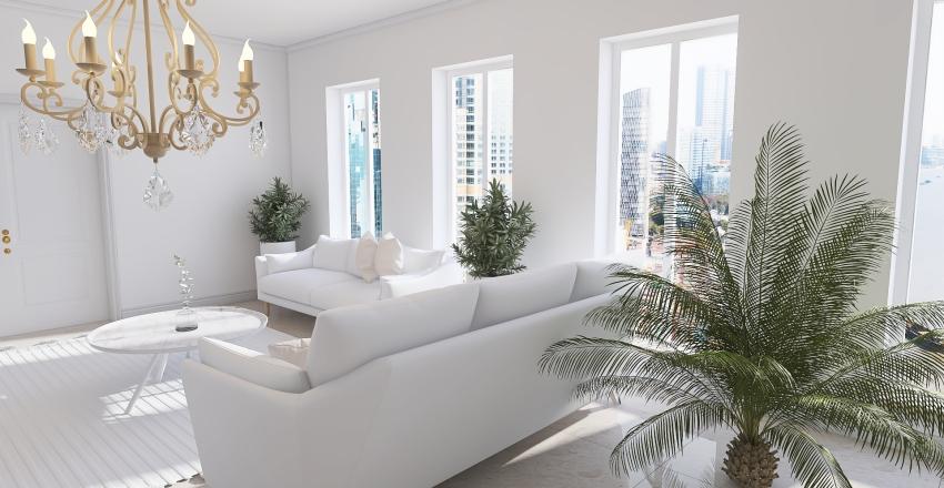 Olde Contemporary Interior Design Render